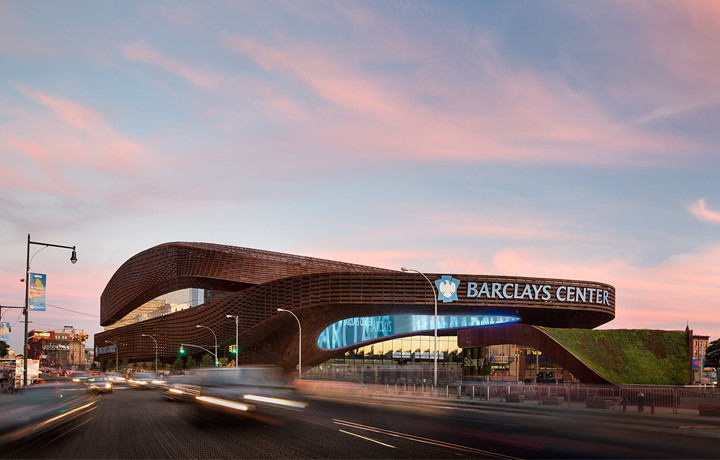 SHop Architects, Barclays Center, Brooklyn